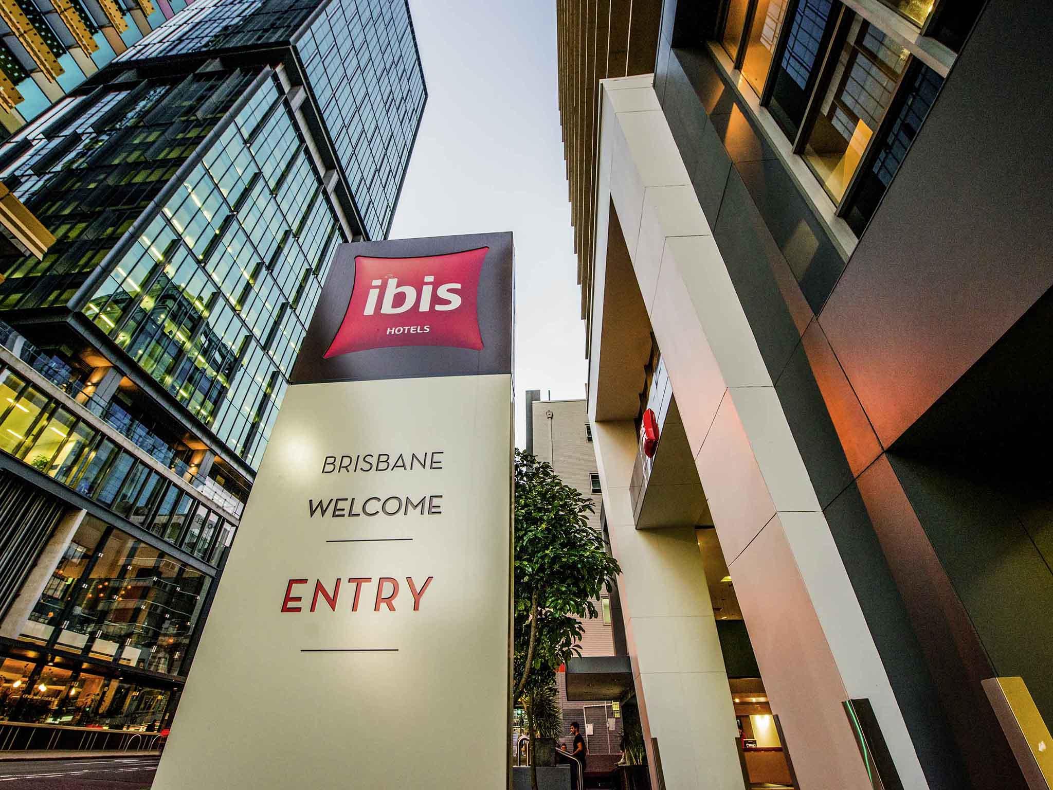 โรงแรม – ibis Brisbane
