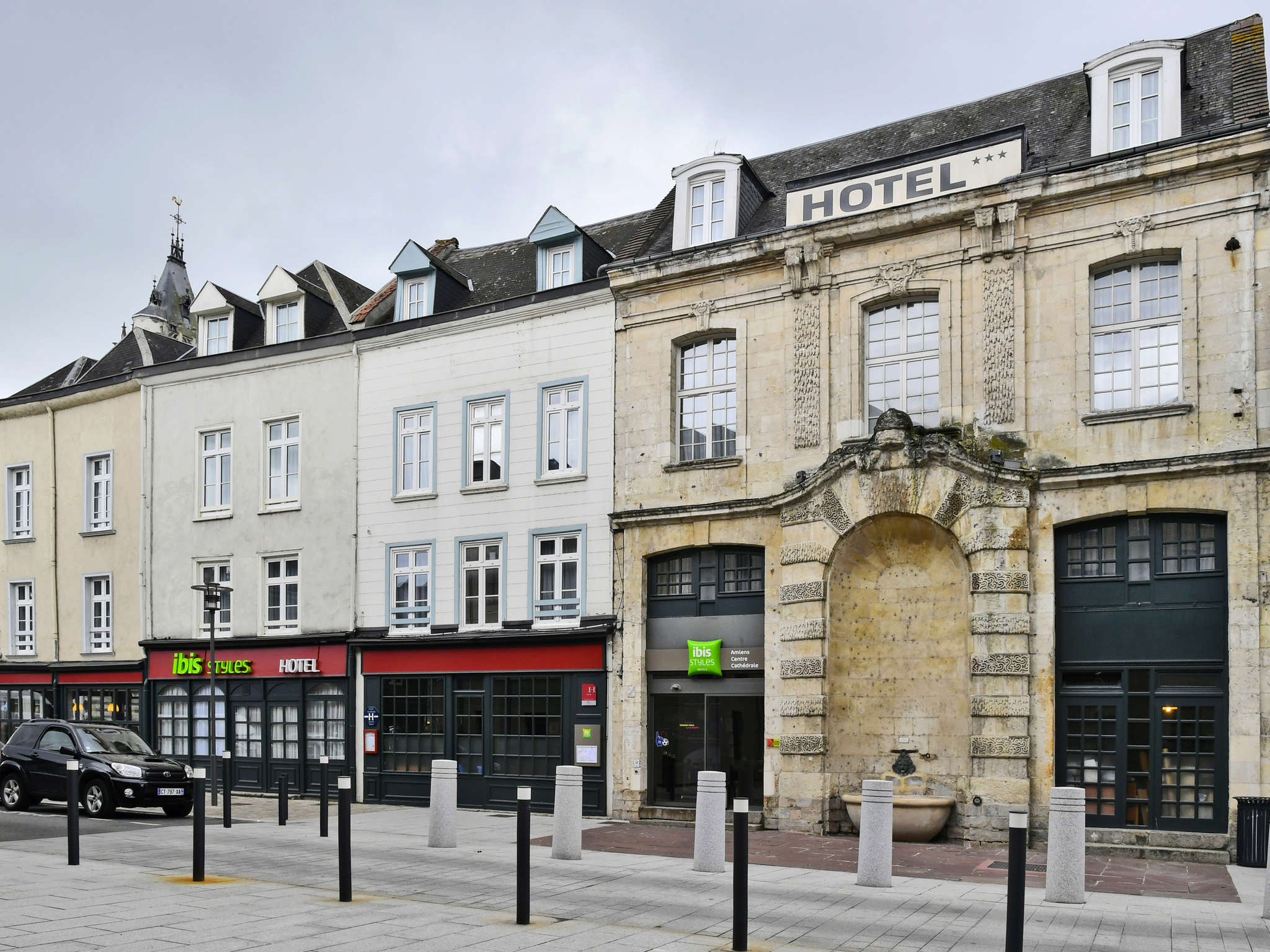 Hotel – ibis Styles Amiens Cathedrale