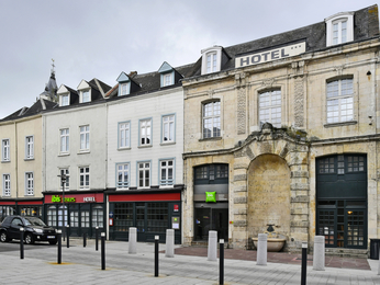 Hotel - ibis Styles Amiens Cathedrale