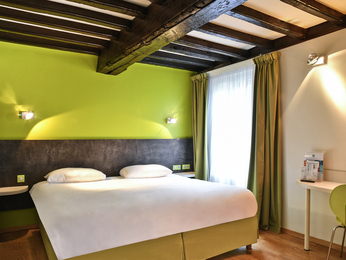 Rooms - ibis Styles Amiens Cathedrale