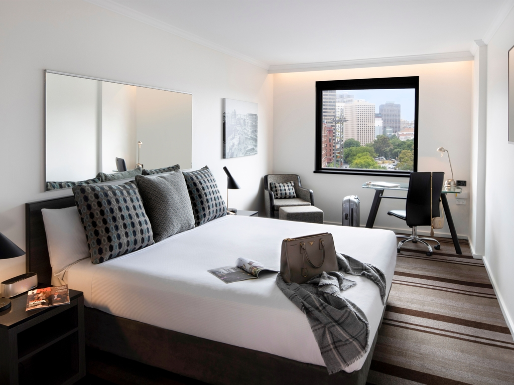 hotel in sydney mercure sydney. Black Bedroom Furniture Sets. Home Design Ideas