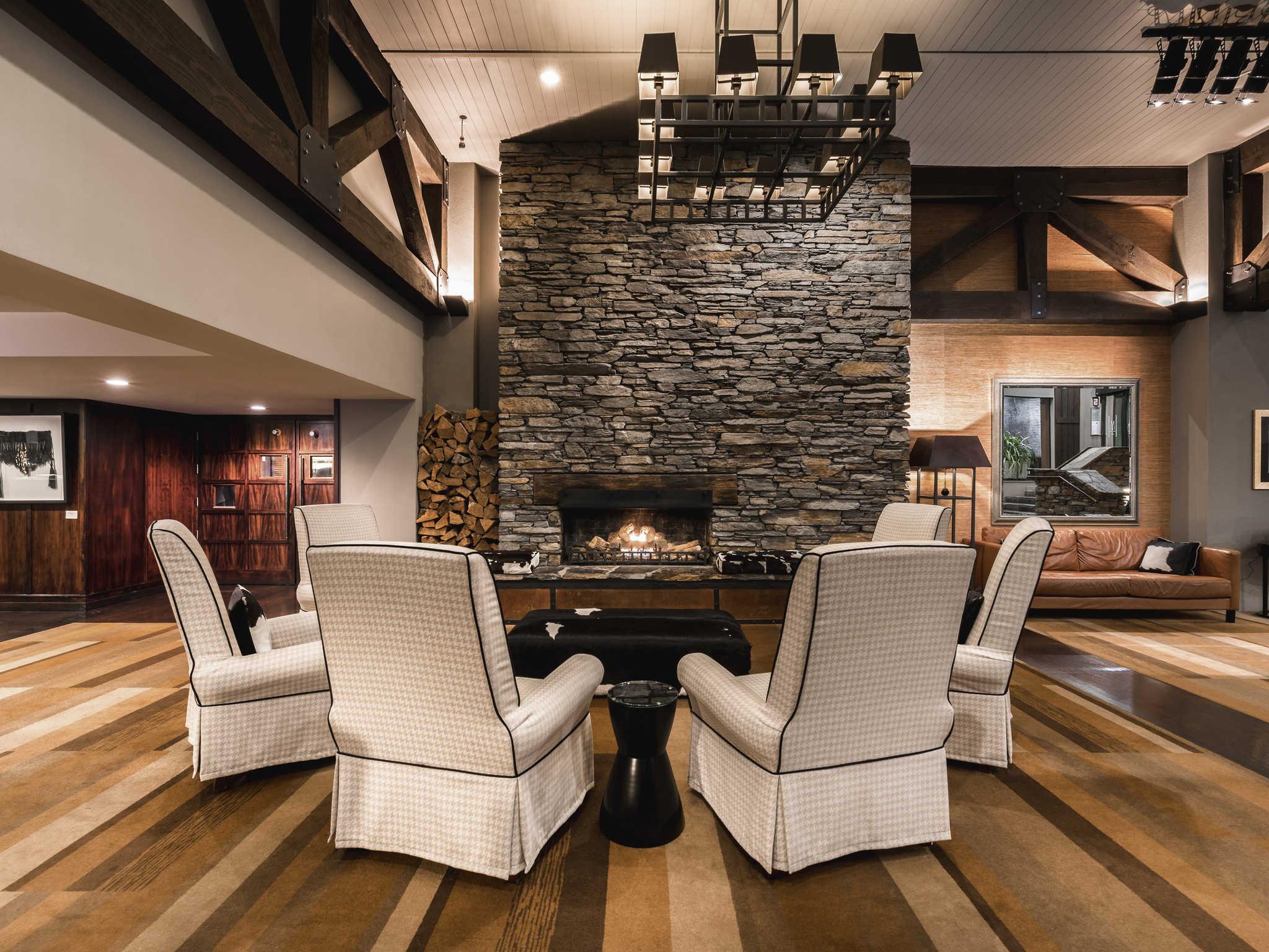 호텔 – Hotel St Moritz Queenstown - MGallery by Sofitel