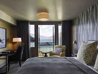 Zimmer - Hotel St Moritz Queenstown - MGallery Collection