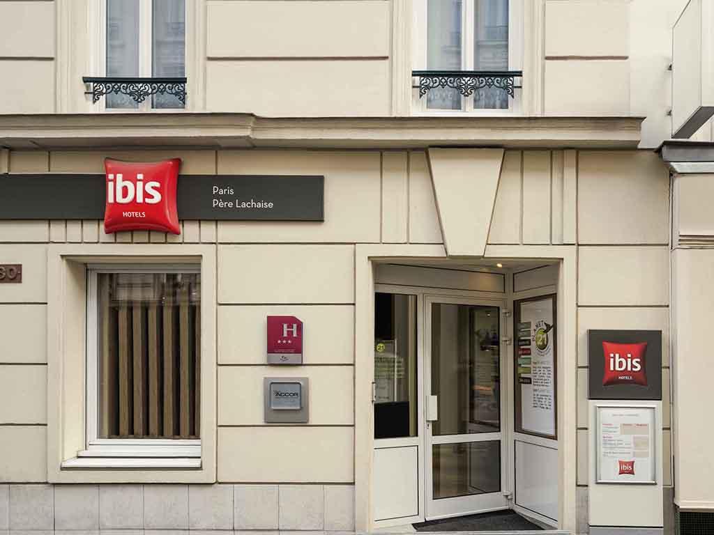 ibis Париж Пер Лашез