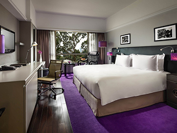 Rooms - Sofitel Saigon Plaza