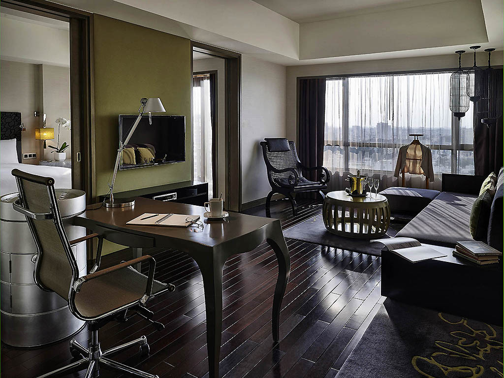 Hotel In HO CHI MINH Sofitel Saigon Plaza - 8 awesome extras in luxury hotel rooms