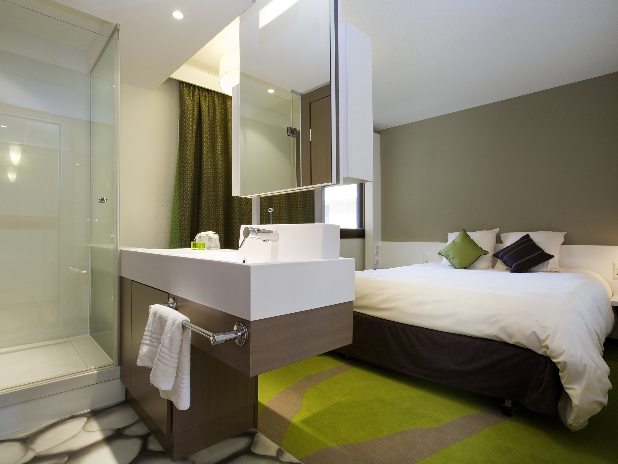 Hotel – ibis Styles Bordeaux Aéroport
