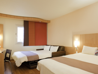 Rooms - ibis Paris Pantin Eglise
