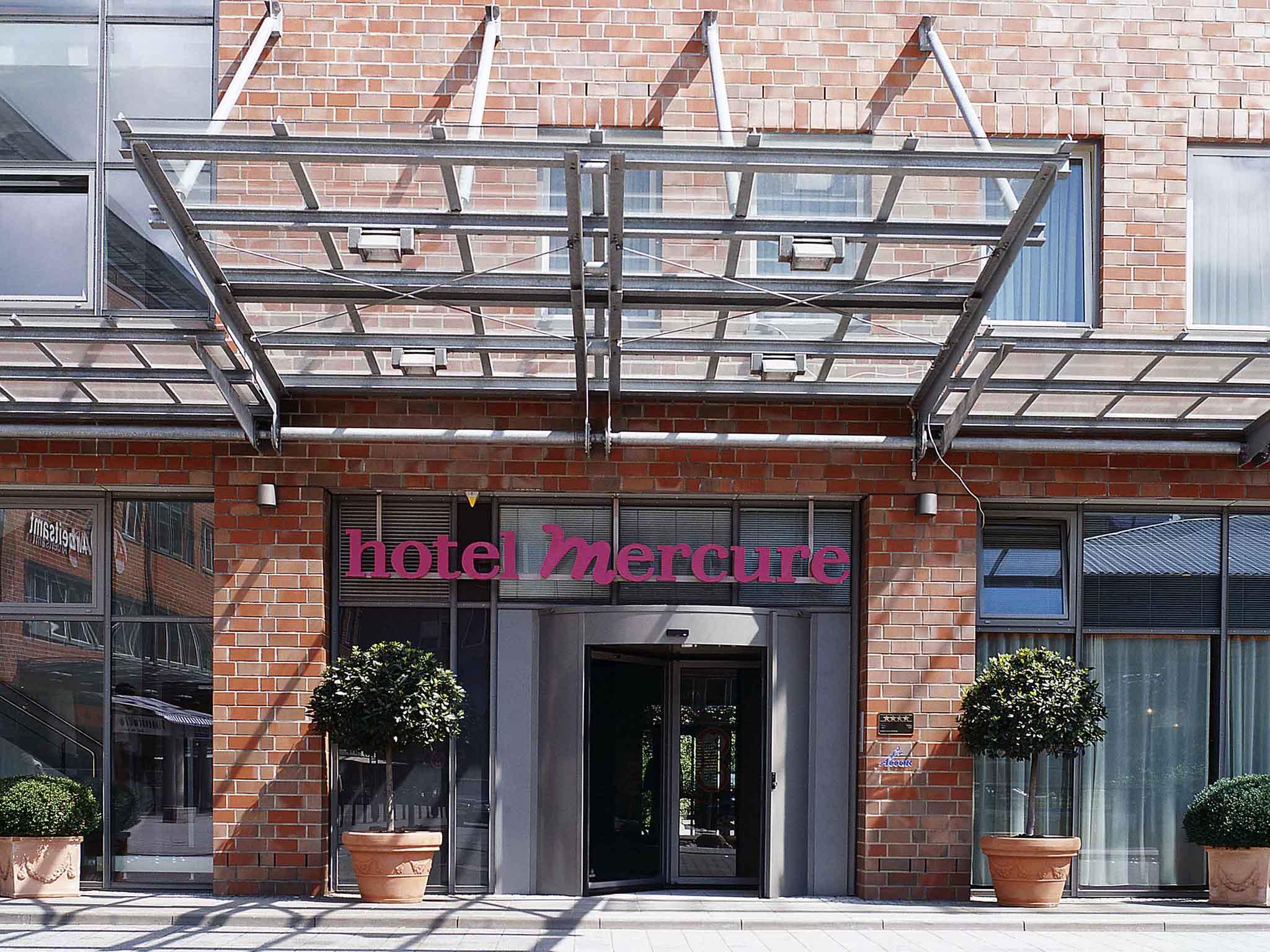 Отель — Mercure Hotel Itzehoe Klosterforst