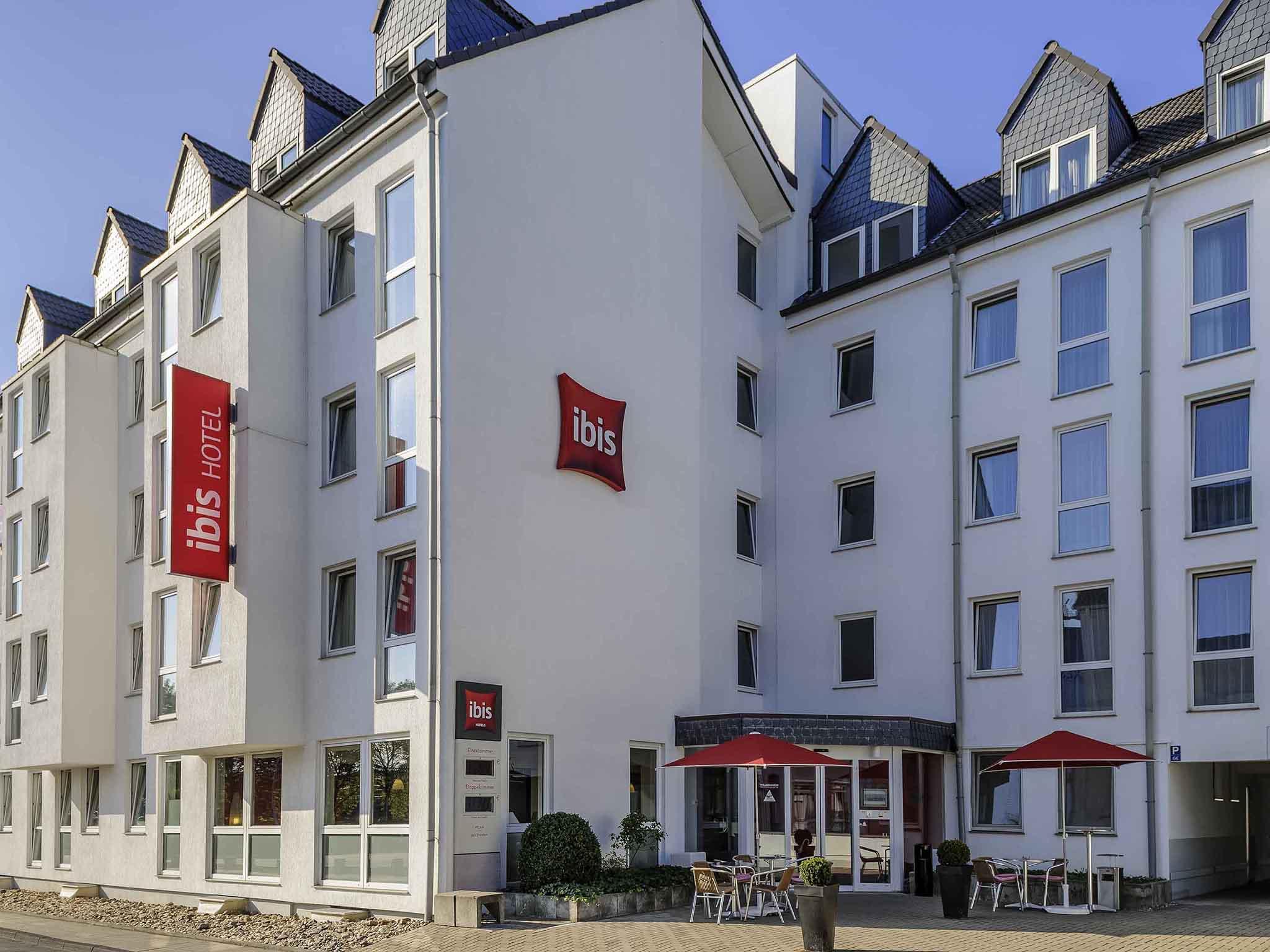 Отель — ibis Koeln Leverkusen