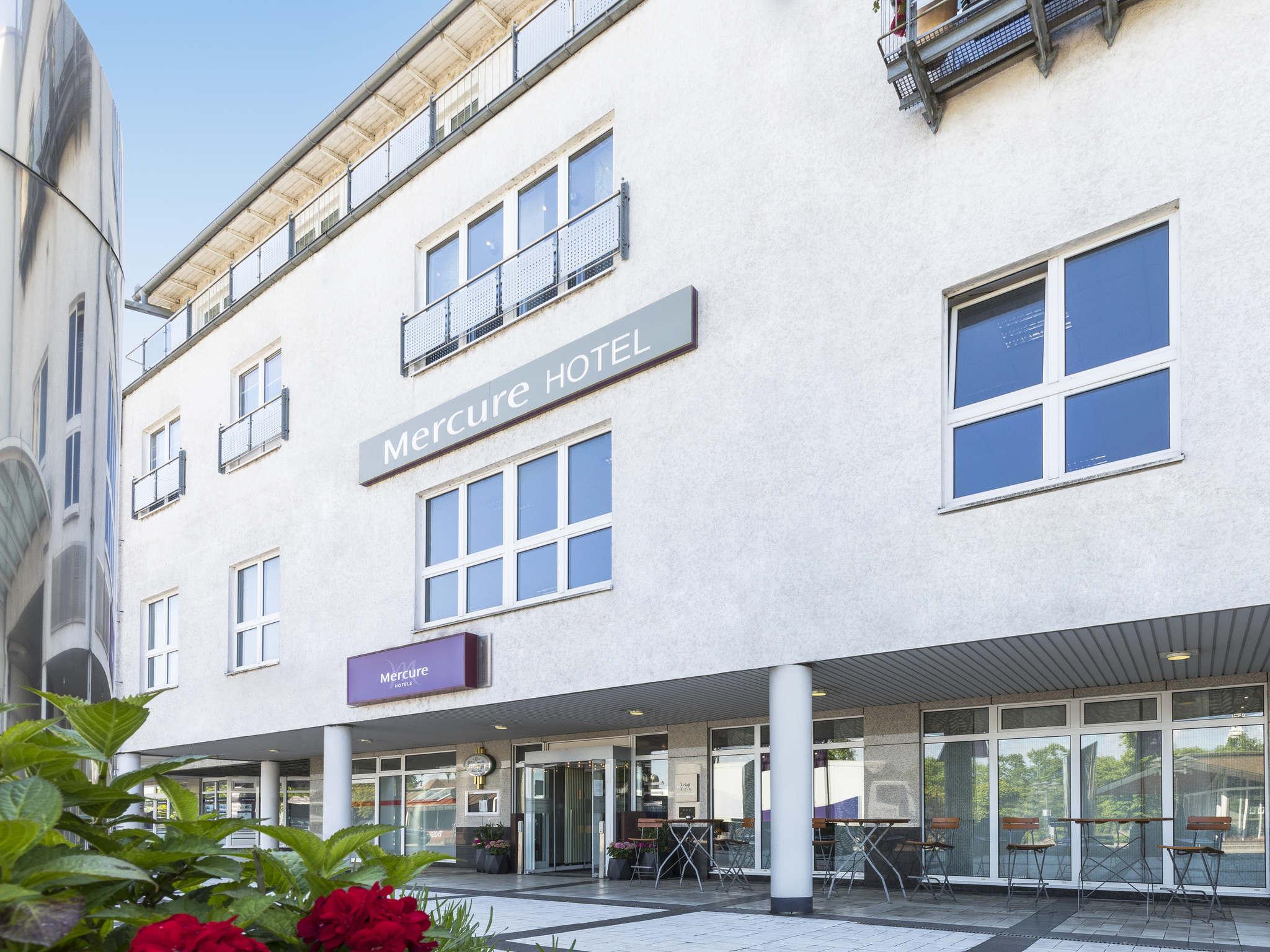 Отель — Mercure Hotel Bad Oeynhausen City