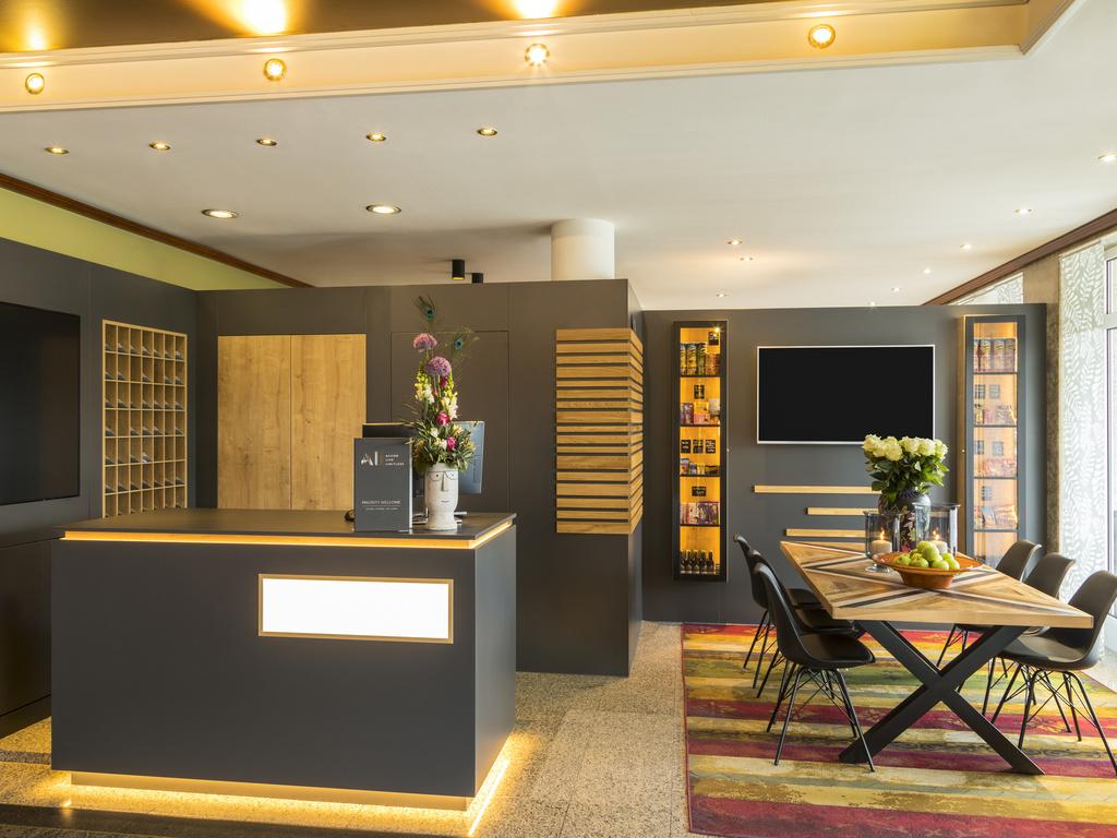 mercure hotel bad oeynhausen city bad oeynhausen informationen und buchungen online. Black Bedroom Furniture Sets. Home Design Ideas