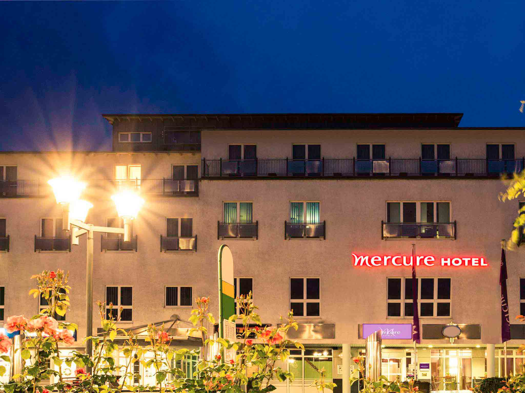 ... Hotel   Mercure Hotel Bad Oeynhausen City ...