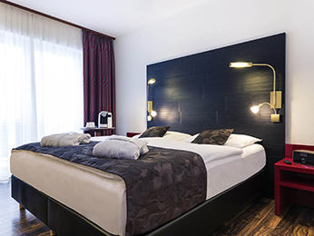 Las habitaciones - Mercure Hotel Bad Oeynhausen City