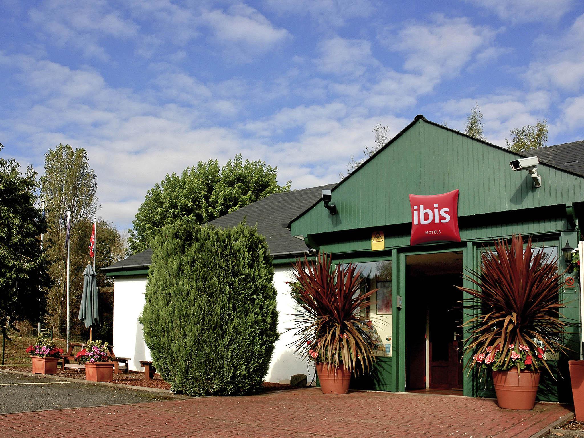 Отель — ibis Бирмингем Холлоуэй Серкус