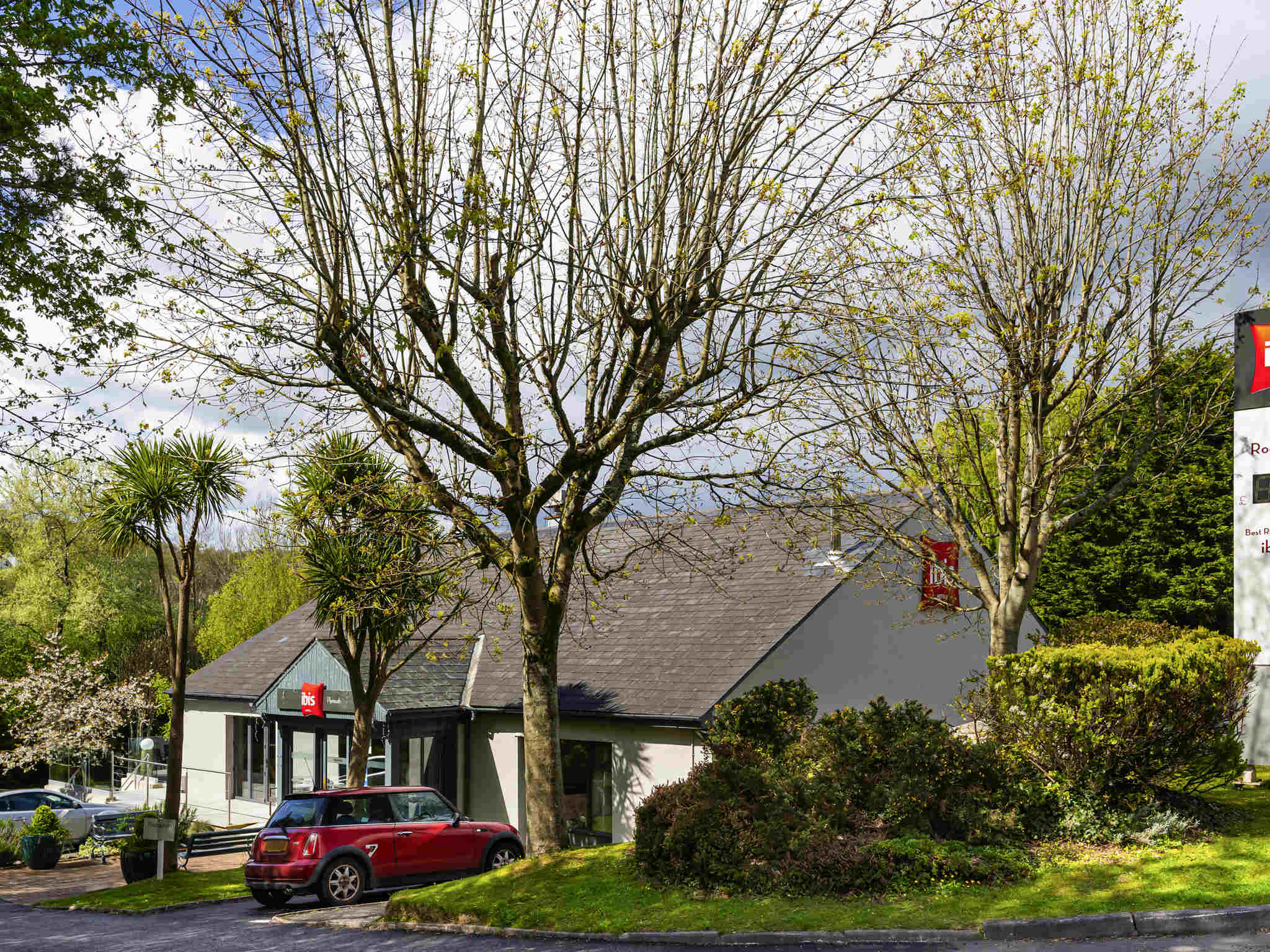 Hotell – ibis Plymouth