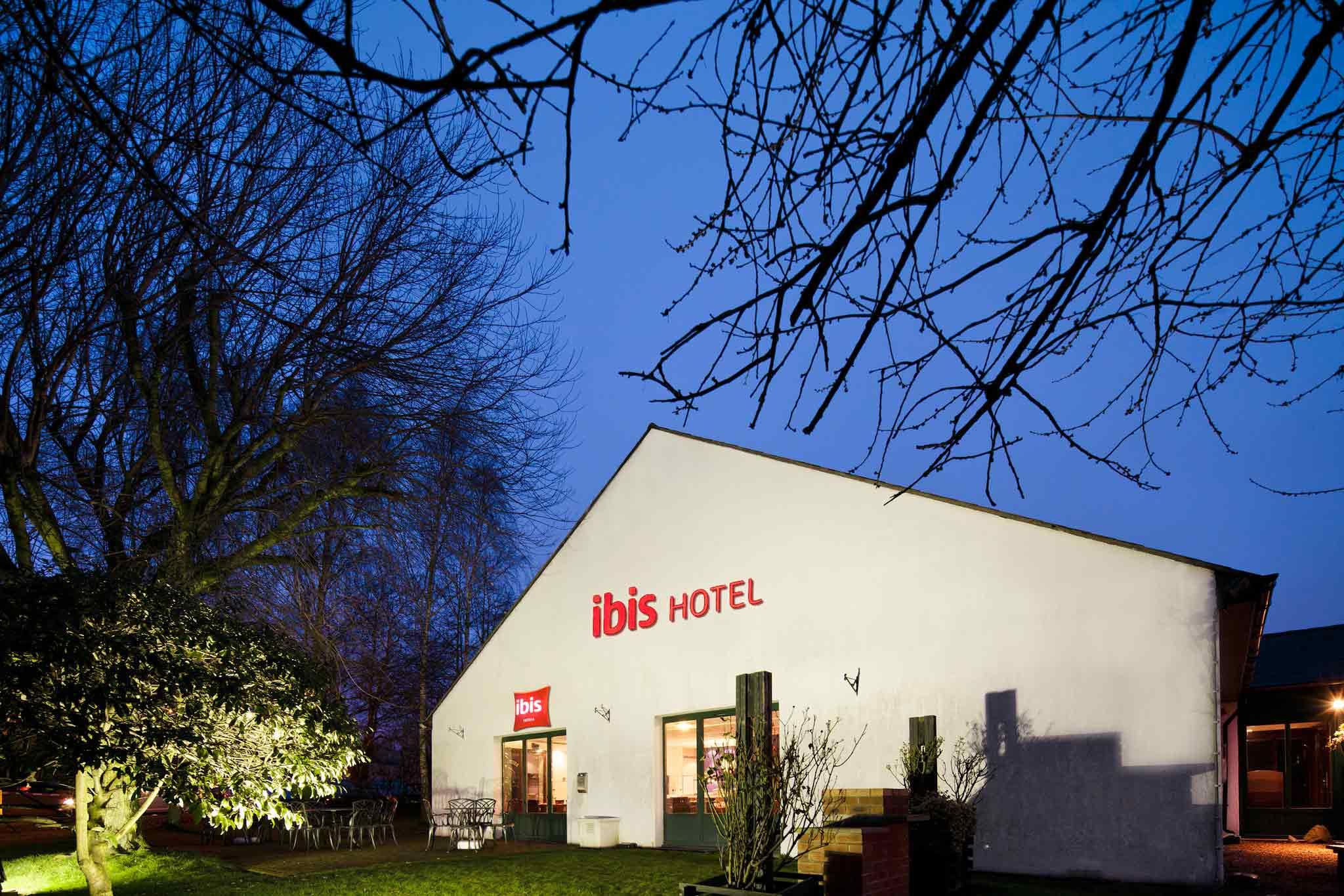 Отель — ibis Ковентри Юг