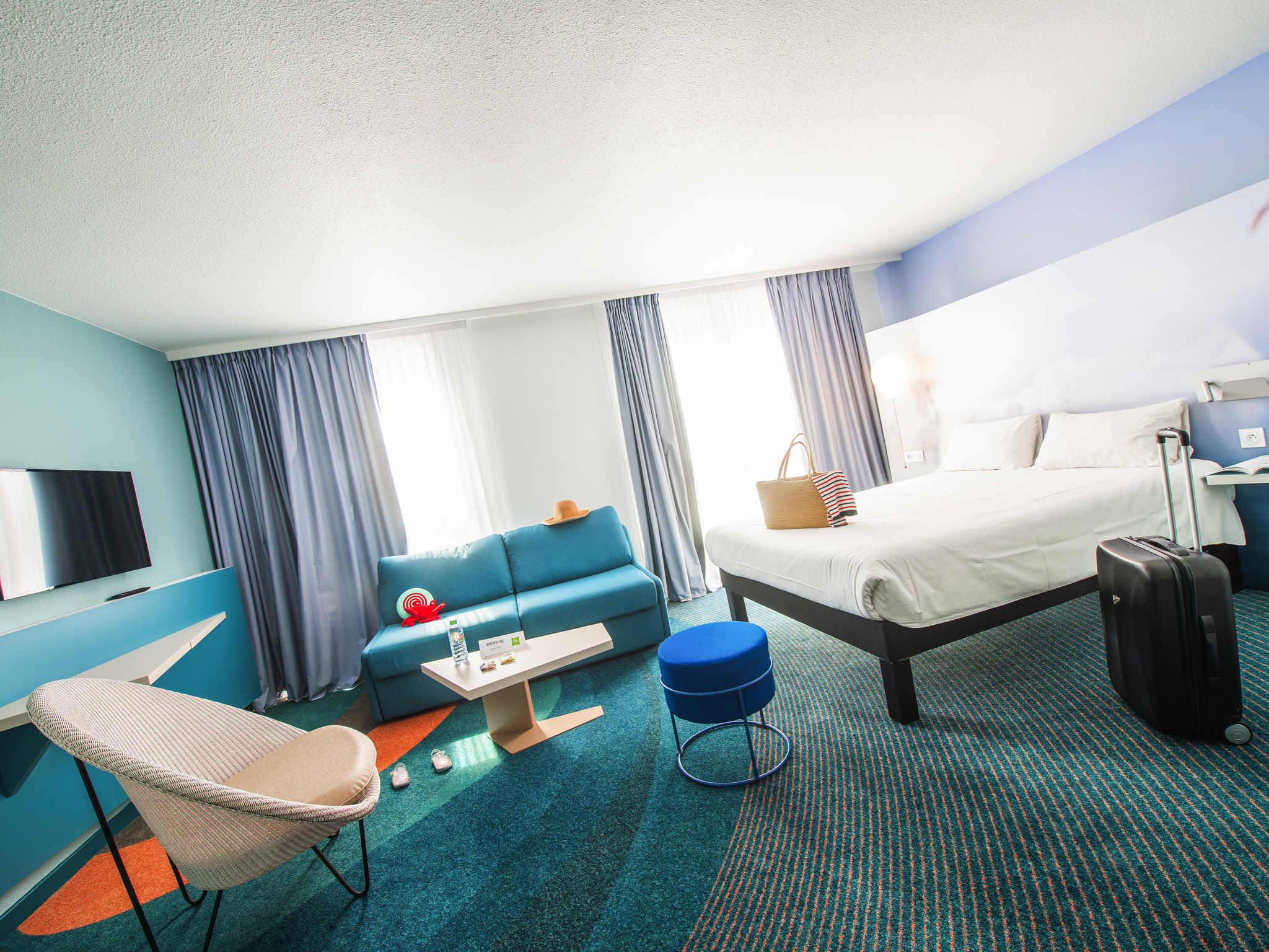 โรงแรม – ibis Styles Toulon Centre Port