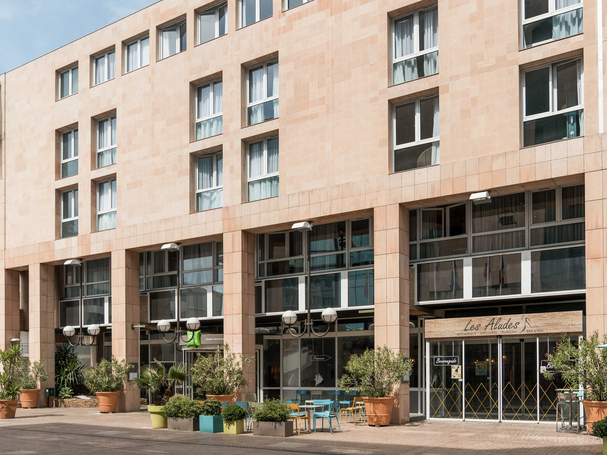 Hotell – ibis Styles Toulon Centre Port