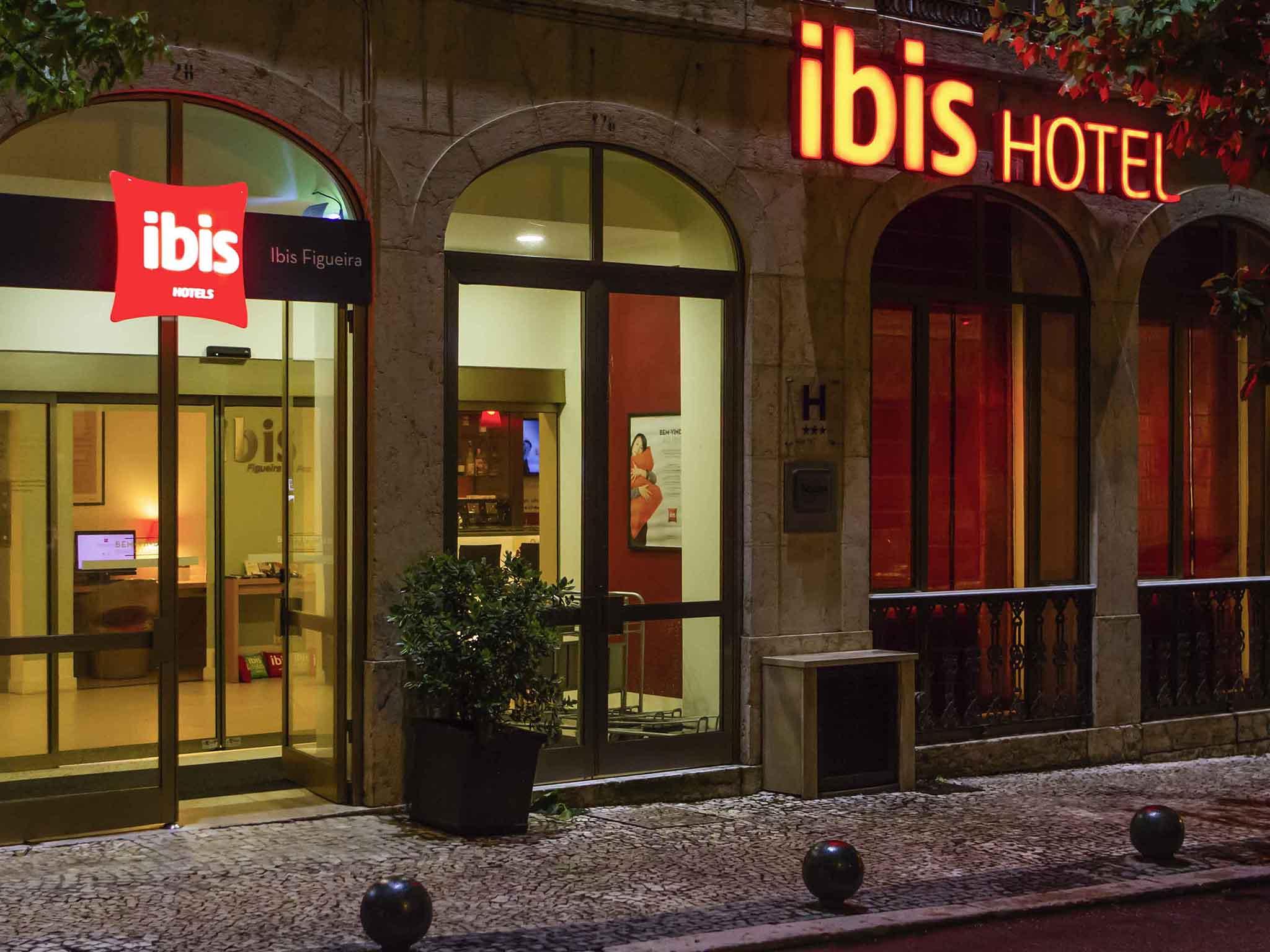 Hotell – ibis Figueira da Foz Centro