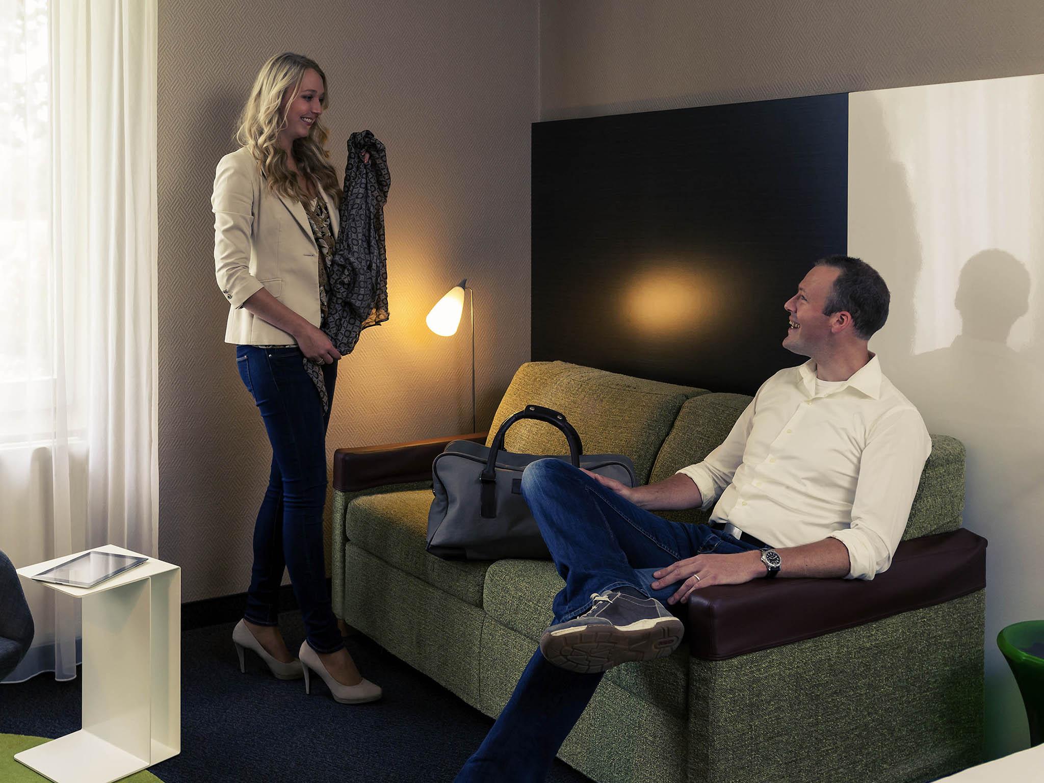 Living Room Zwolle hotel in zwolle - mercure hotel zwolle