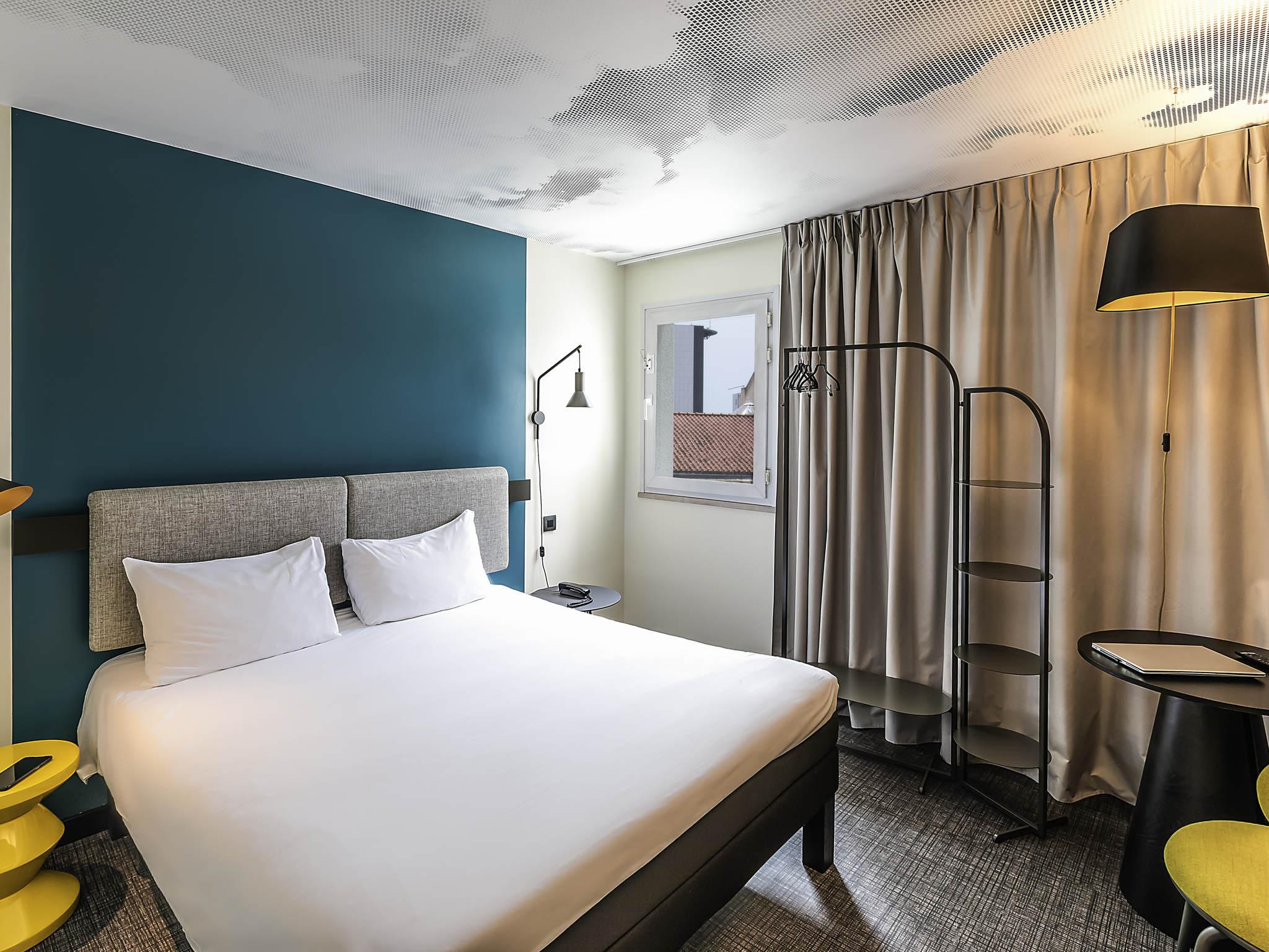 Отель — ibis Лиссабон Центр Салданья
