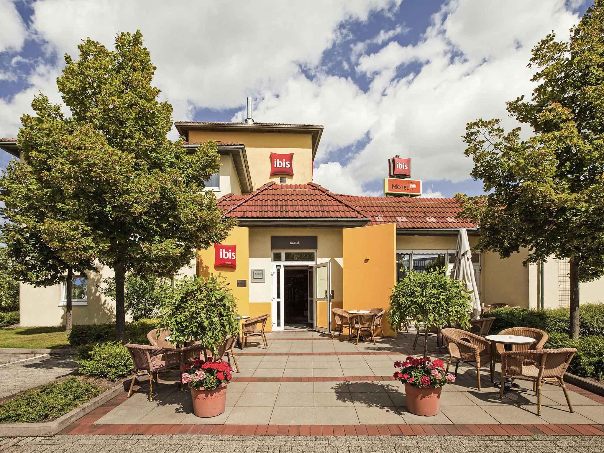 Отель — ibis Kassel
