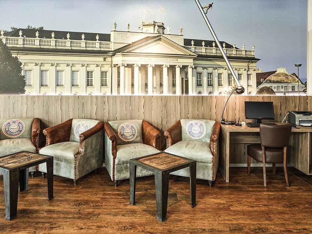 ibis kassel cassel prenotazione on line viamichelin. Black Bedroom Furniture Sets. Home Design Ideas
