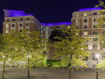 Novotel Брюссель Центр Tour Noire