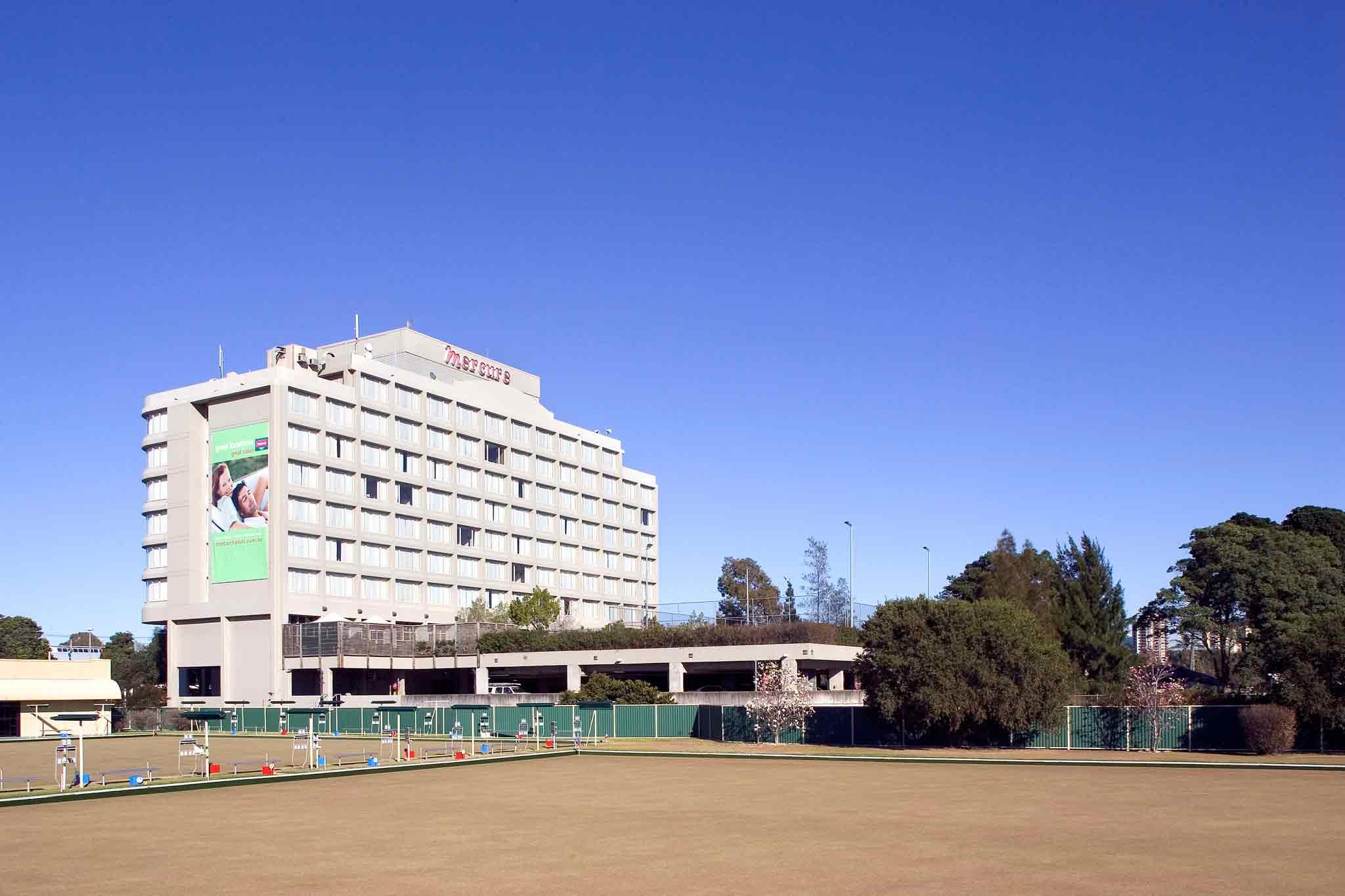 โรงแรม – Mercure Sydney Parramatta