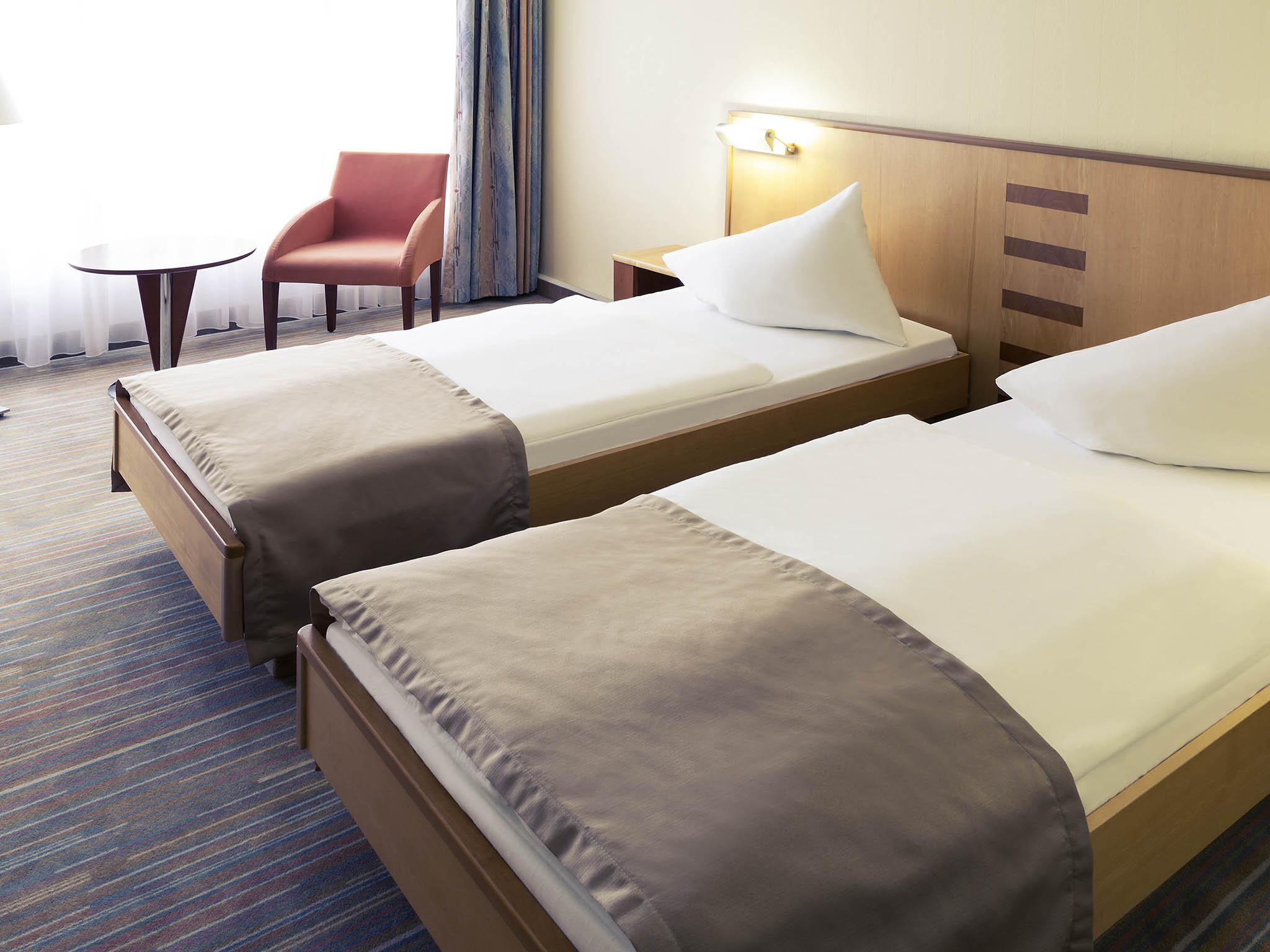 Hotel in Riesa - Mercure Hotel Riesa Dresden Elbland