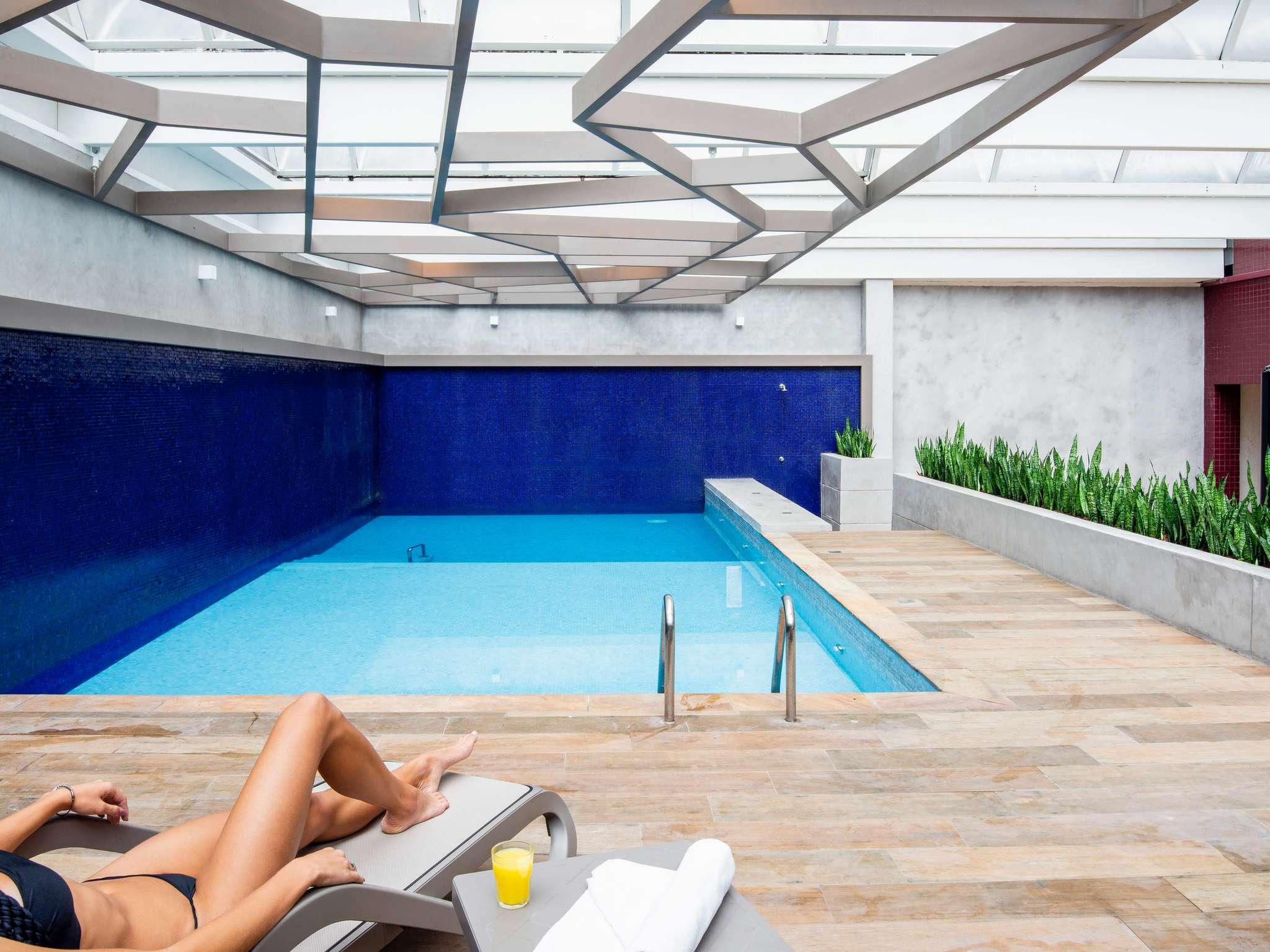 호텔 – Mercure Curitiba Batel Hotel