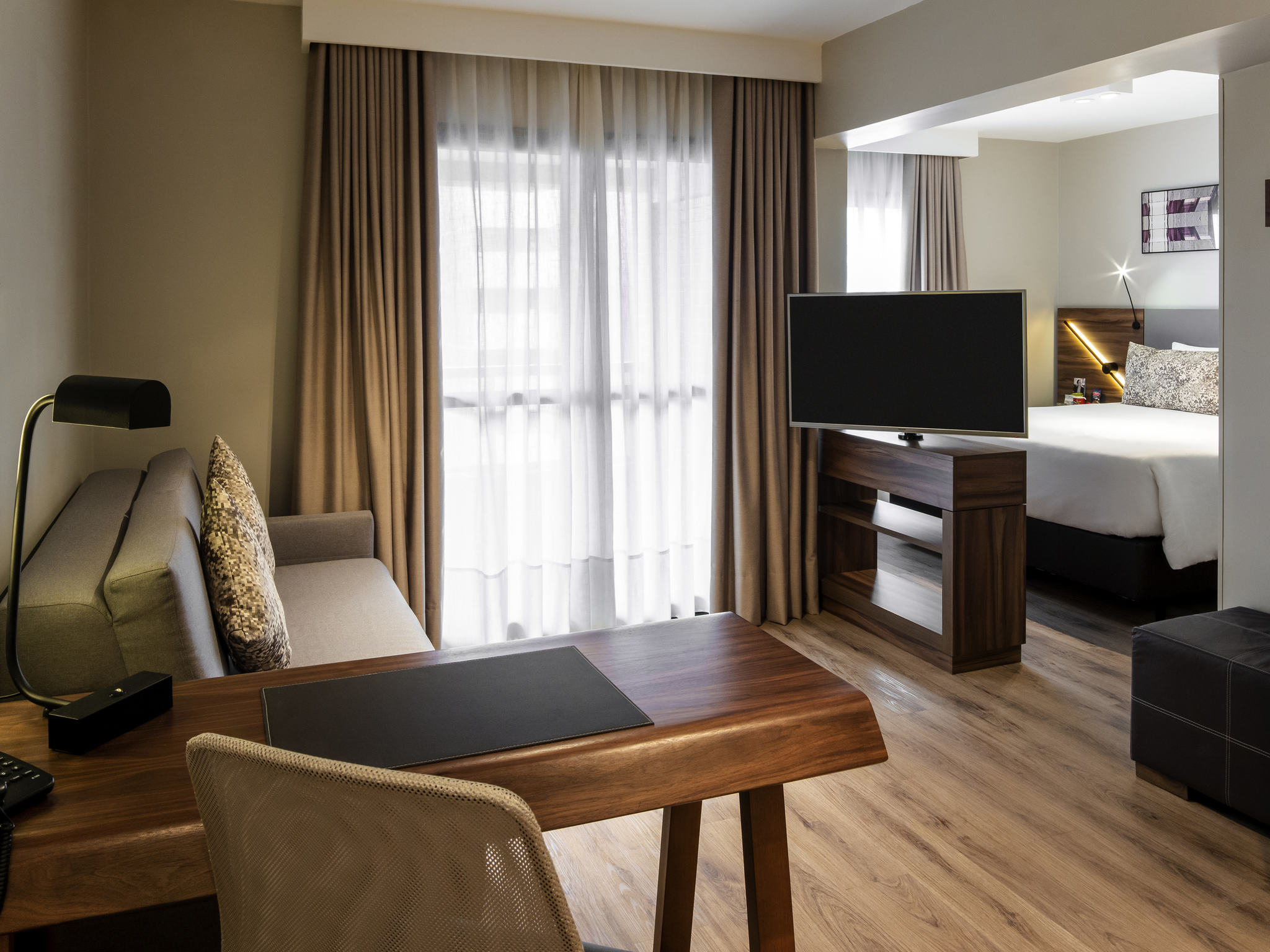 酒店 – 库里奇巴巴特尔美居酒店