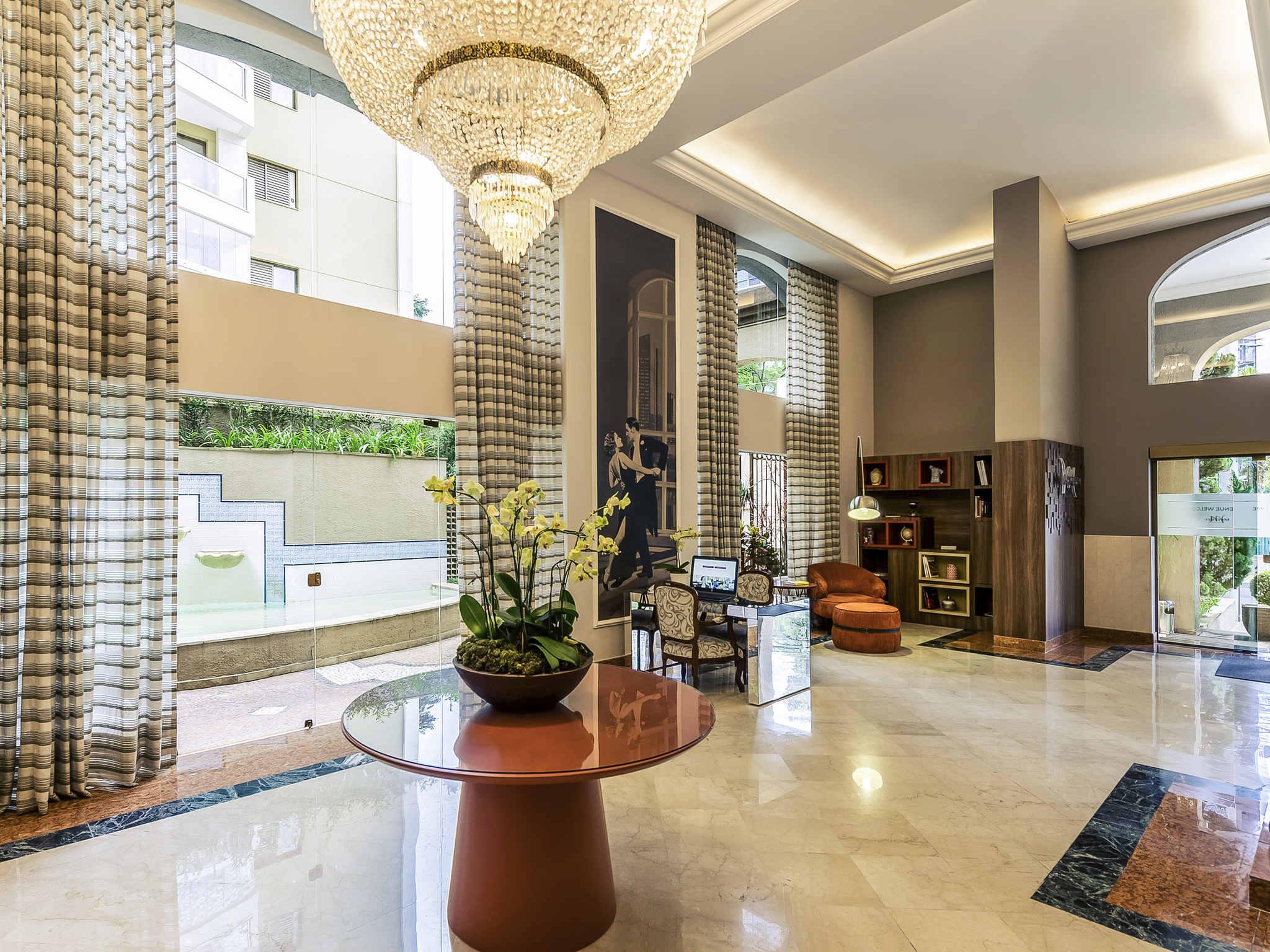 โรงแรม – Mercure São Paulo JK Hotel