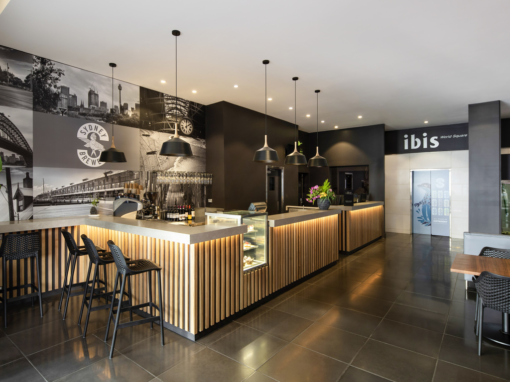 Ibis World Square Hotel Sydney Australia