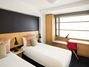 Chambres - ibis Sydney World Square