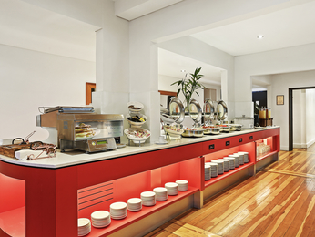Restaurante - ibis Sydney World Square