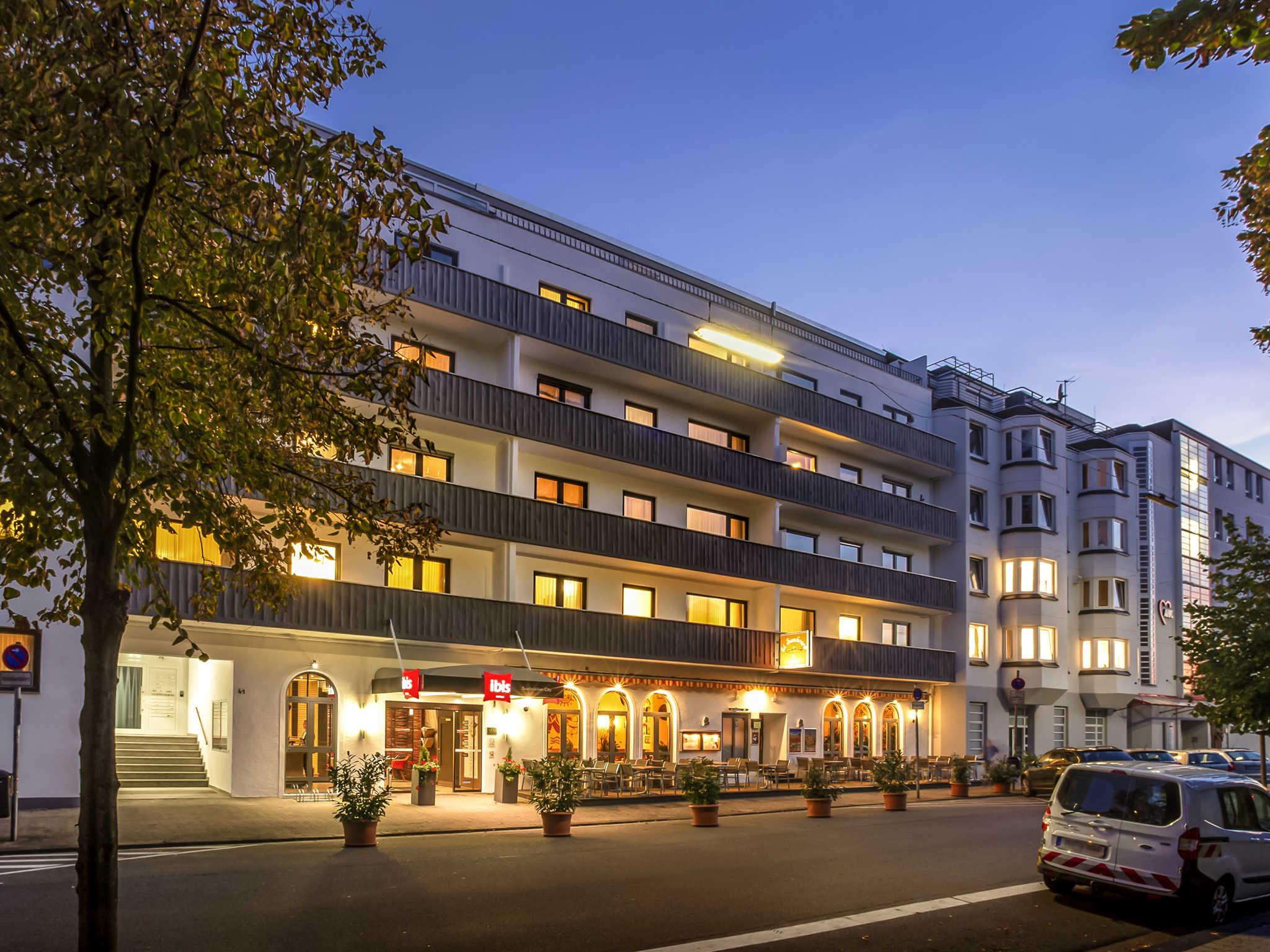 Hotell – ibis Saarbruecken City