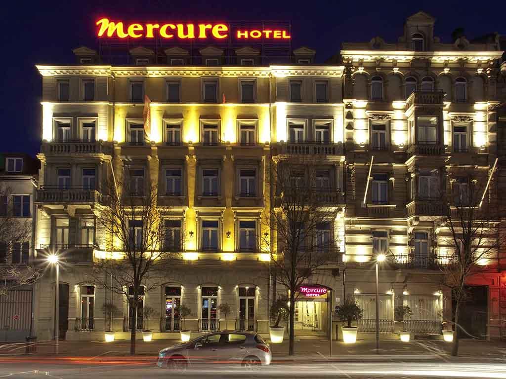 Hotel Mercure Gare Centrale Strasbourg
