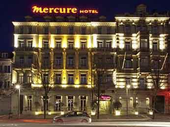 Hôtel Mercure Strasbourg Centre Gare à STRASBOURG