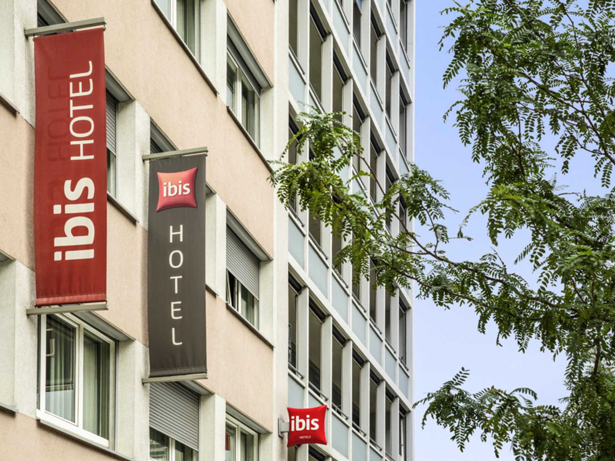 Отель — ibis Женева Центральный Вокзал