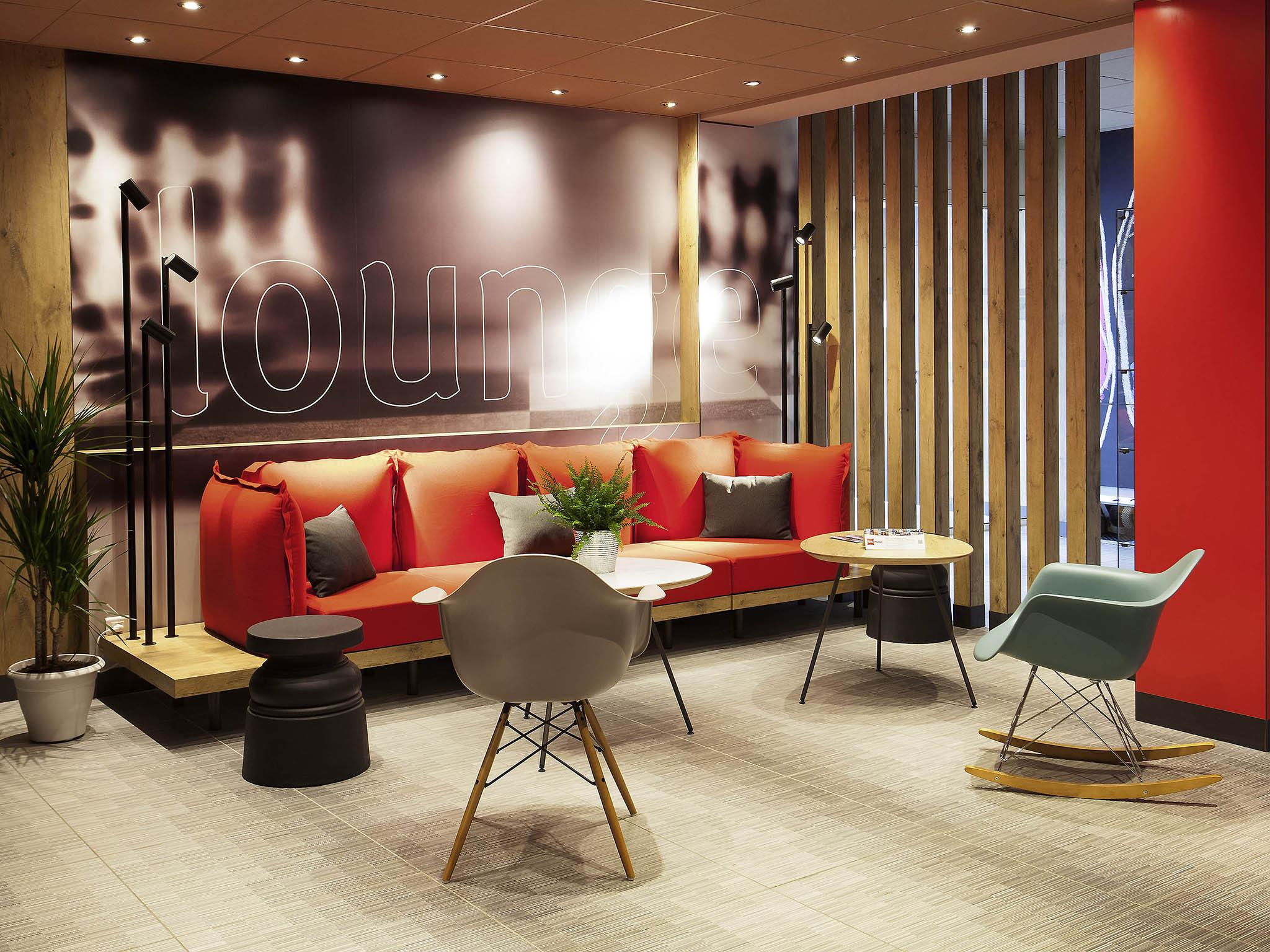 Hotel – ibis Cherbourg La Glacerie