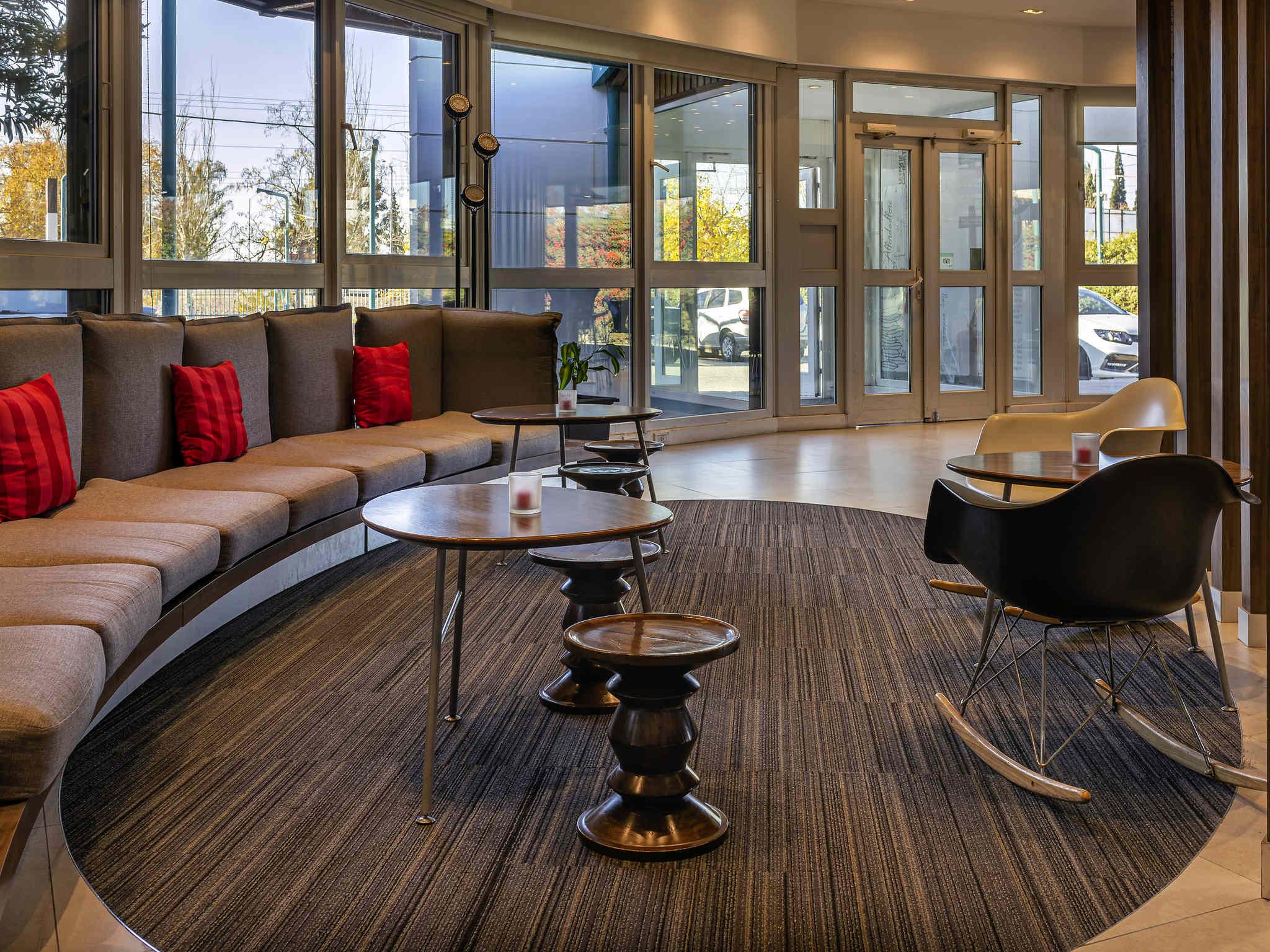 โรงแรม – ibis Mendoza