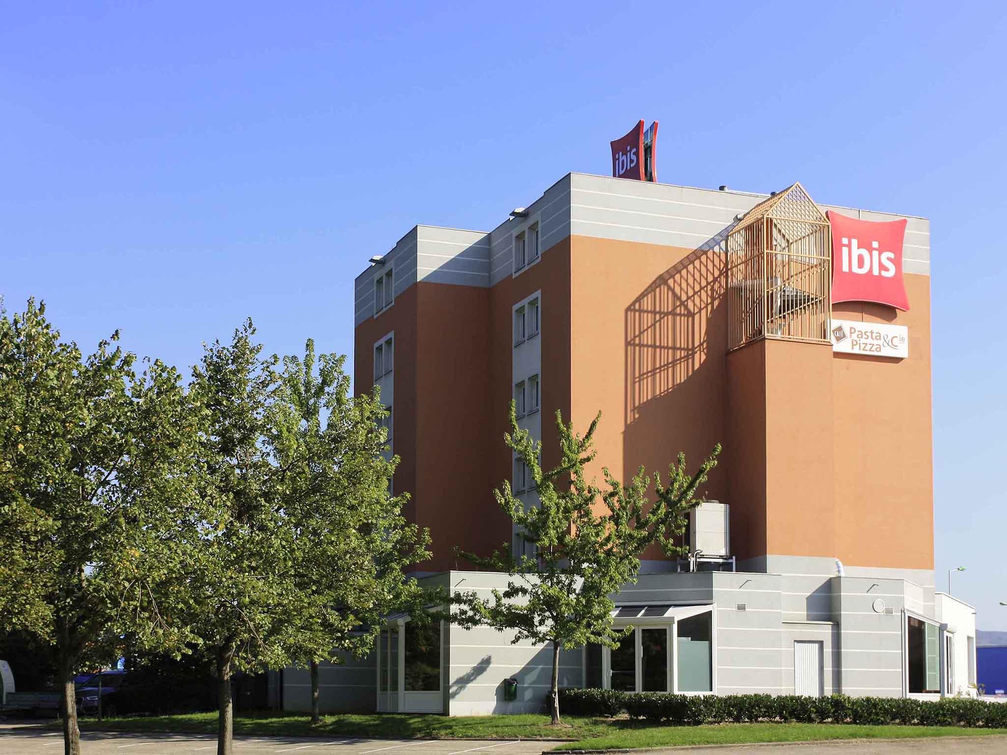 Hotell – ibis Lyon Sud Chasse-sur-Rhône