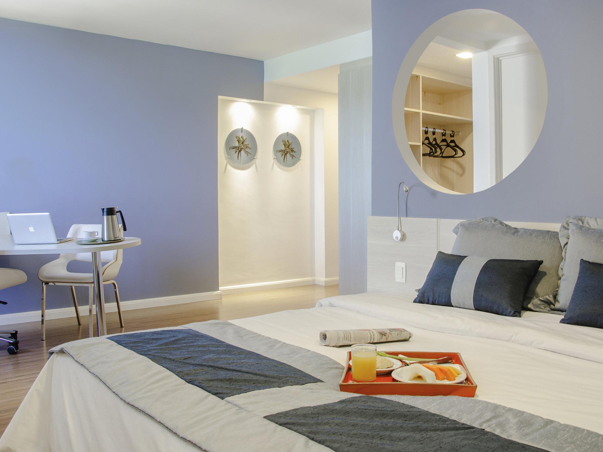 โรงแรม – Mercure Recife Navegantes Hotel