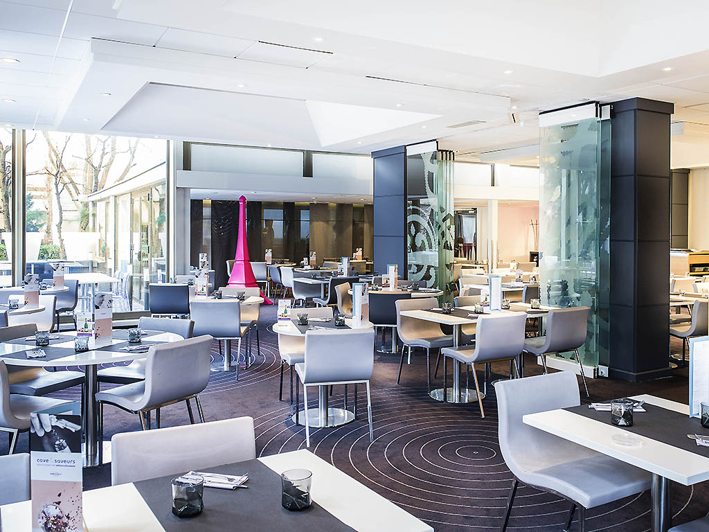 Restaurant le jardin paris restaurants by accorhotels for Restaurant le jardin guise