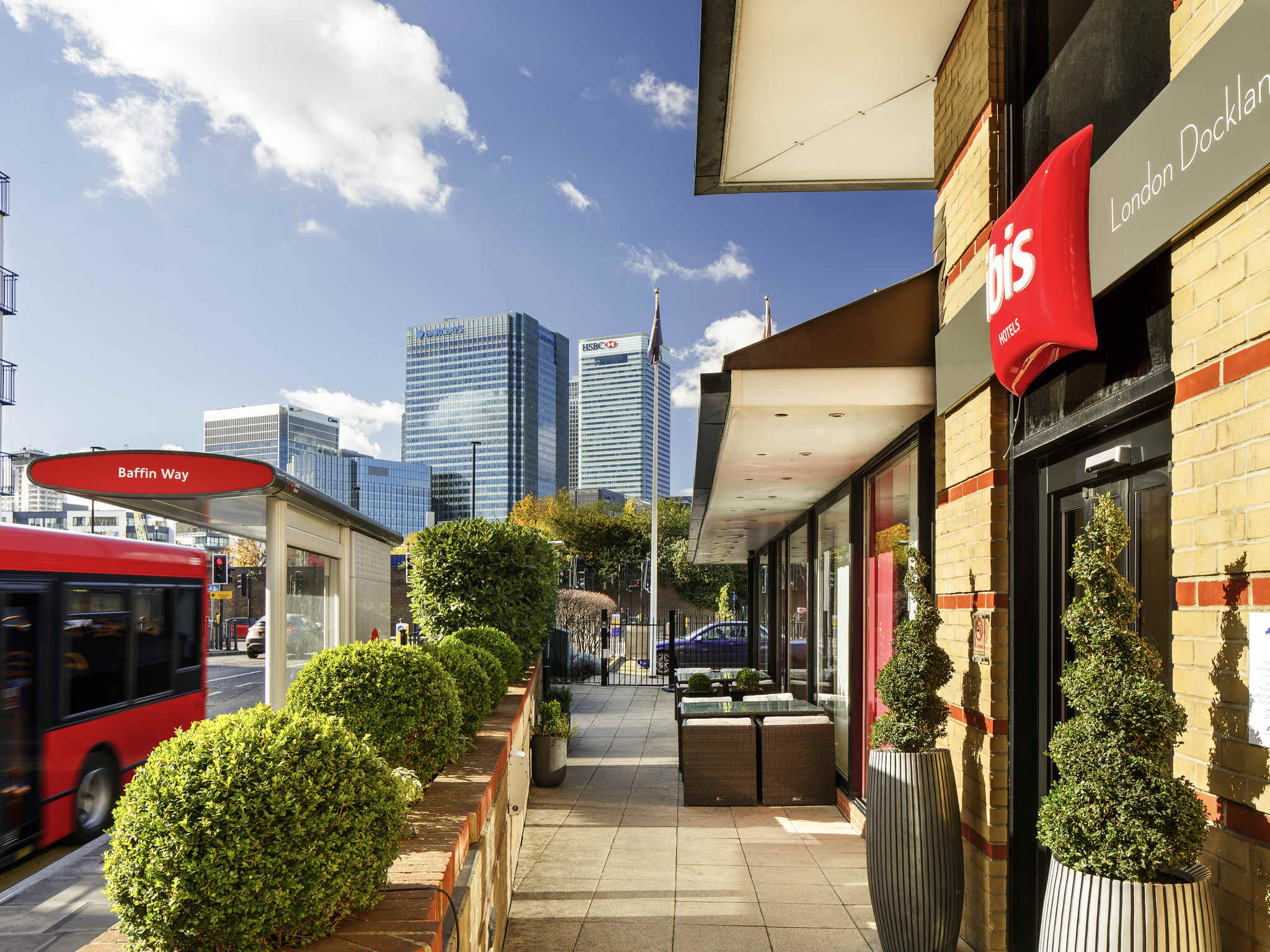 Otel – Ibis London Docklands Canary Wharf
