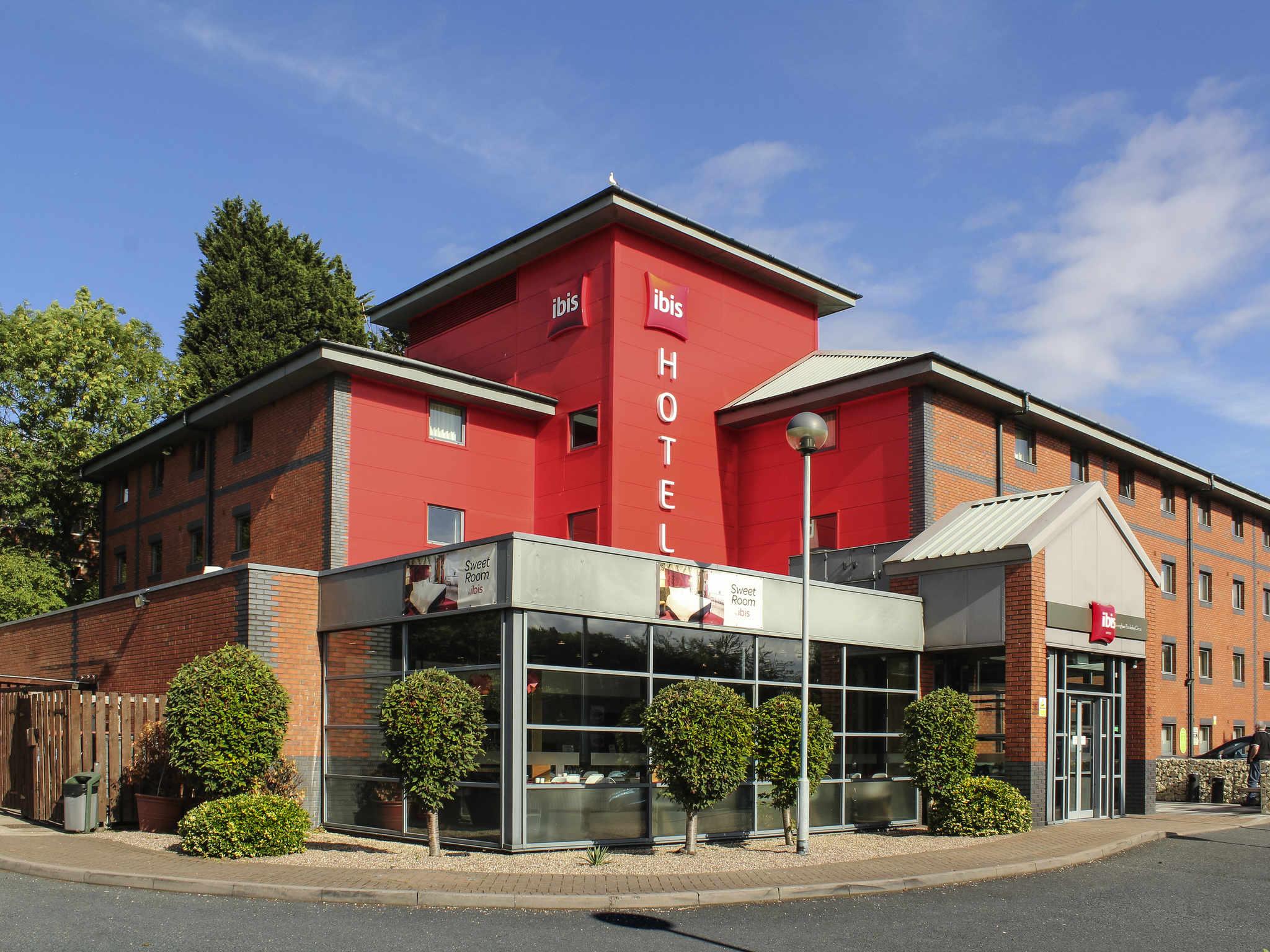 โรงแรม – ibis Birmingham Bordesley Circus