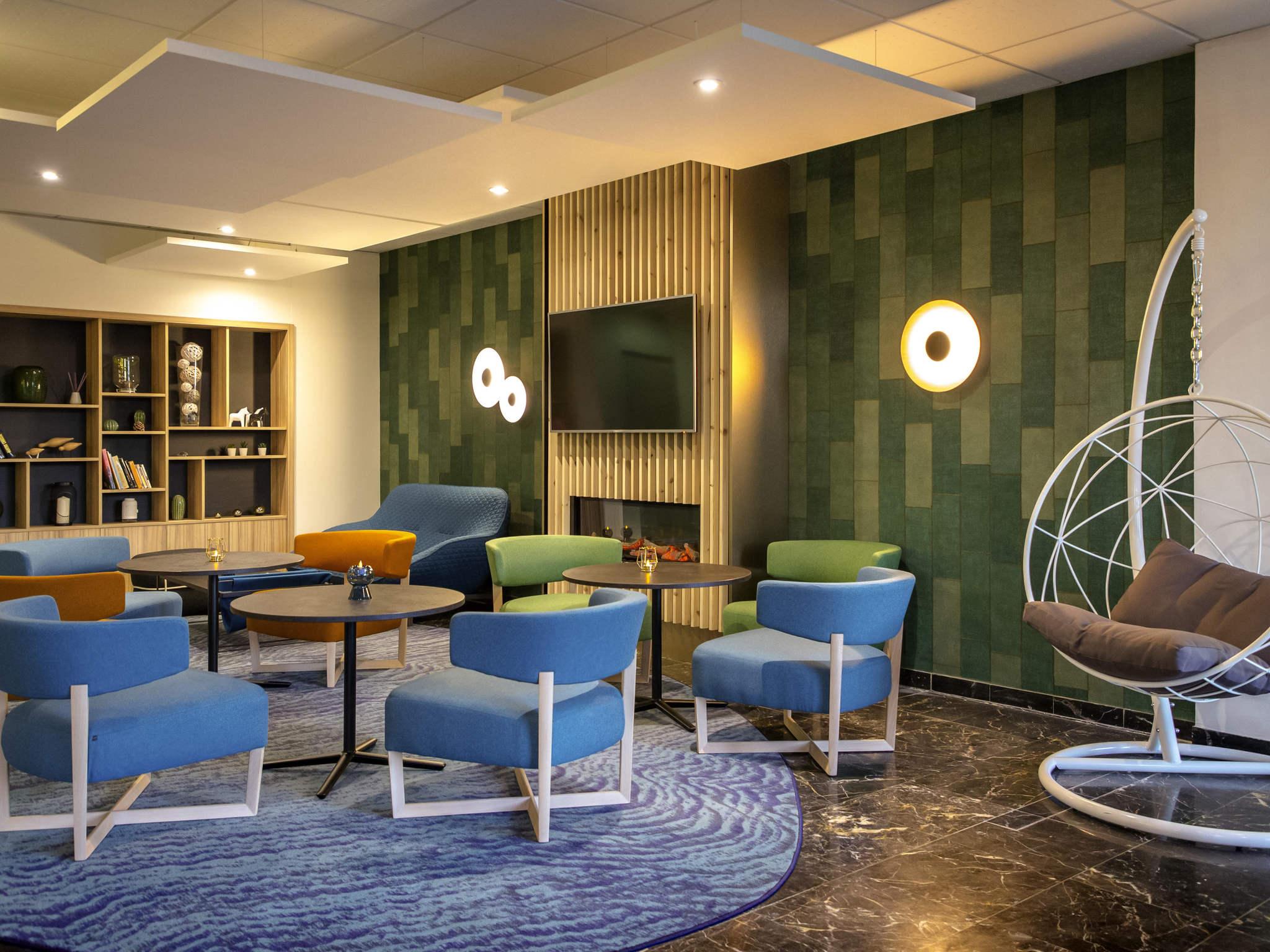 โรงแรม – ibis Cavaillon Portes du Luberon