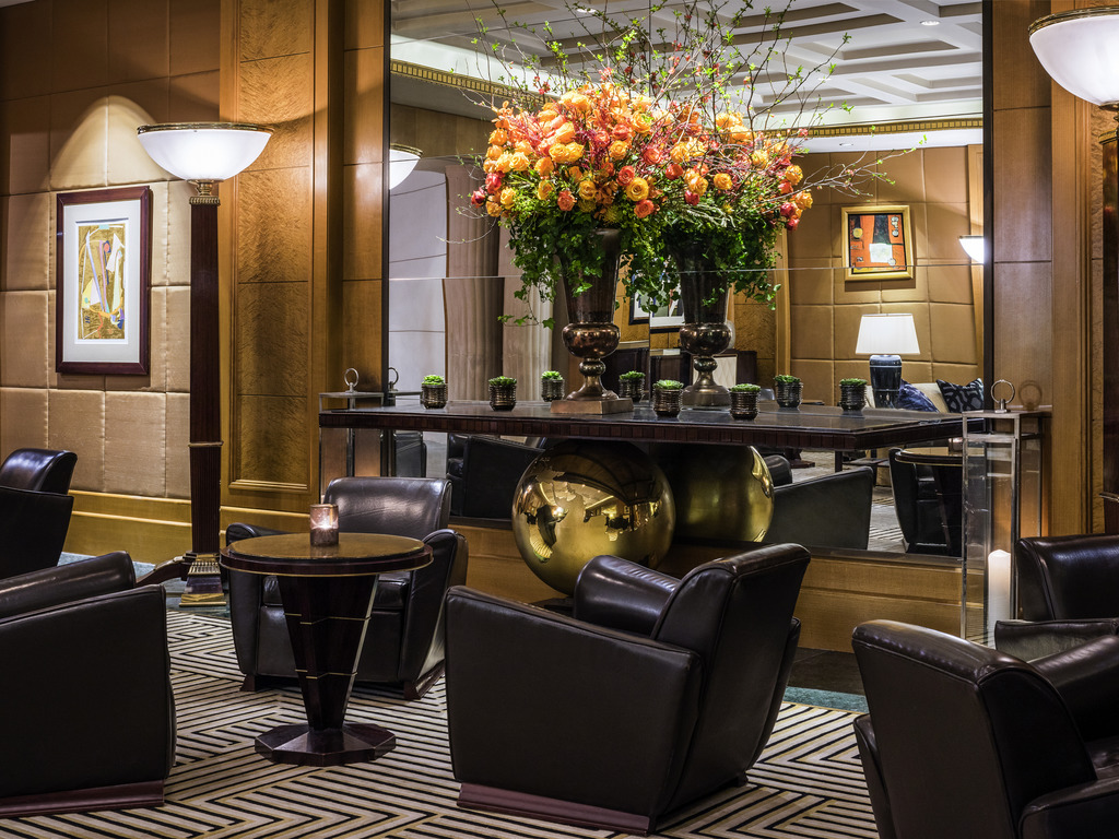 Luxury hotel new york city sofitel new york for Top hotels in nyc